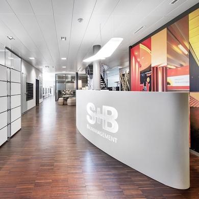Bild für Kategorie S+B Baumanagement AG