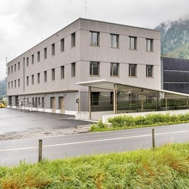 Bild für Kategorie Verwaltung Wilderswil